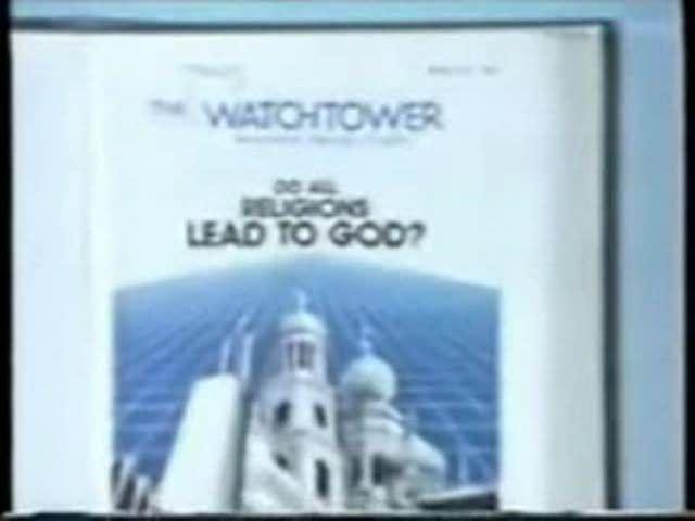 MALA TRADUCCION DE LA BIBLIA DE LOS TESTIGO DE JEHOVA