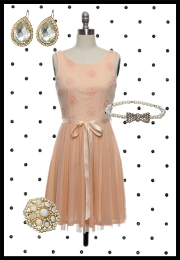 """Spring Party Perfect"" by laceaffair on Polyvore"