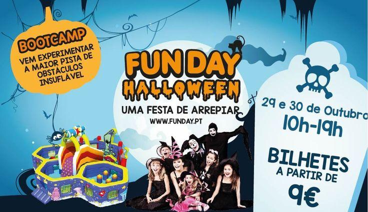 Fun Day Halloween - Portimão Arena - 29 e 30/10/2016