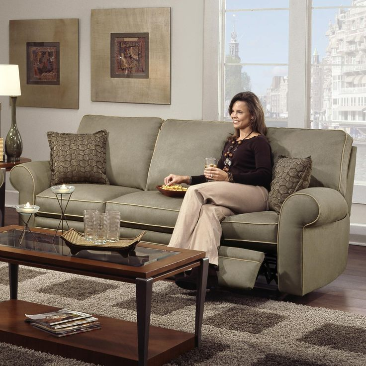 Cosmopolitan Power Reclining Sofa by Southern Motion
