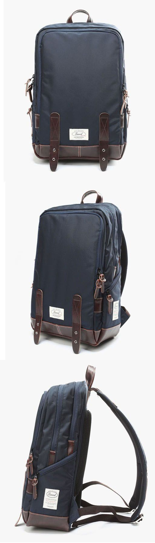 Noart Sweed Blunt Backpack - Laptop & organising pockets, durable body, comfortable shoulder & back. Stylish unique. #backpack #rucksack