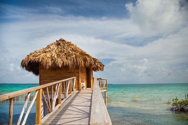 A Round-up of 2017 New Hotels – Stash Blog    Thatch Caye Resort, Dangriga, Belize