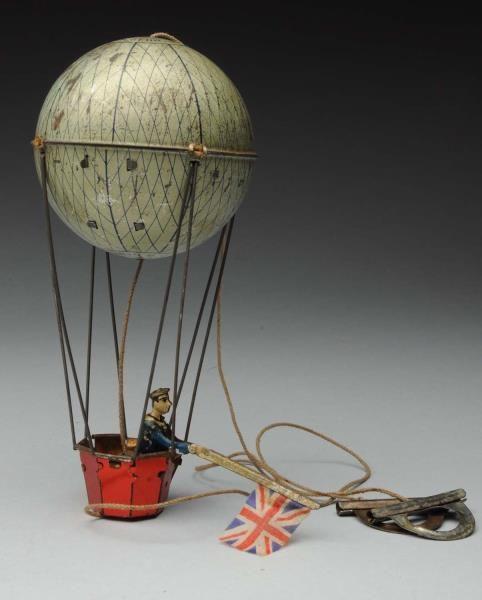Lot 732 Early German Lehmann Mars Hot Air Balloon