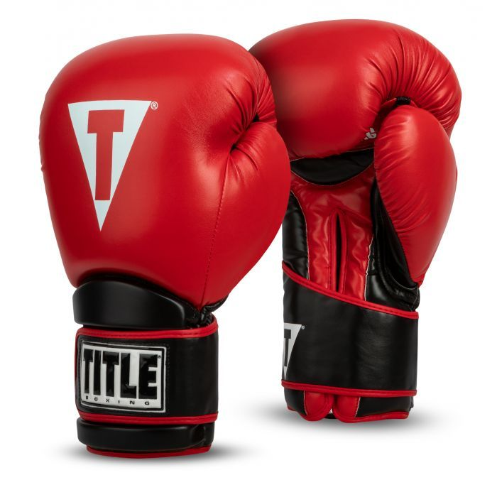 Title Oversize Safe T Contact Gloves Boxing Training Gloves Sparring Gloves Fight Wear