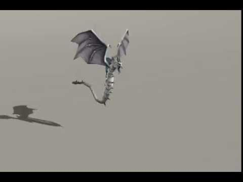 Animation Demo Reel (2011) - Sebastien Levesque
