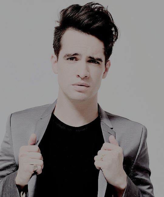 Brendon Urie for Alternative Press.
