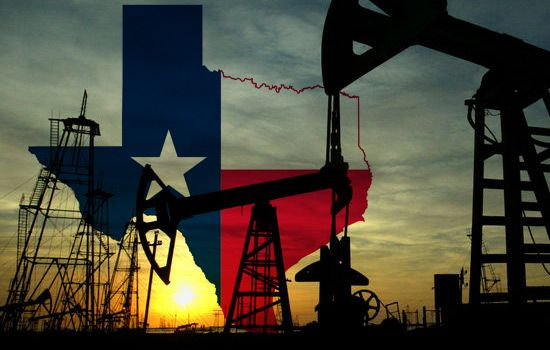 I grew up in the oil fields of West Texas.