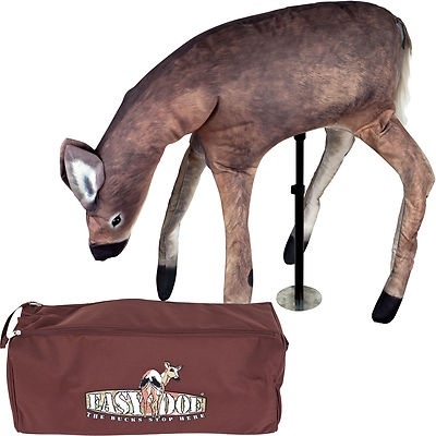 Inflatable Deer Decoy - Remote Controlled Tail - Synthetic Hair...