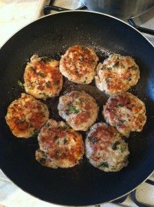 Never tried Russian food?  Give these pork and turkey katlety a try.