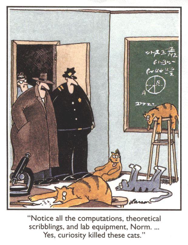 math extensions: Far Side Cartoons