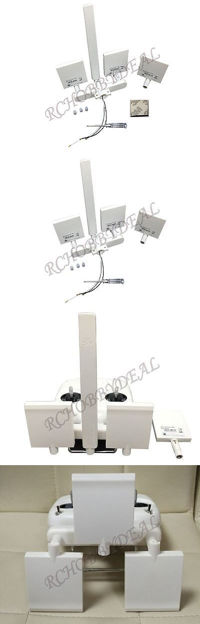 Antennas 182176: Wifi Signal Range Extender Antenna Kit 10 Dbi Omni For Dji Phantom 3 Standard 3M -> BUY IT NOW ONLY: $63.9 on eBay!