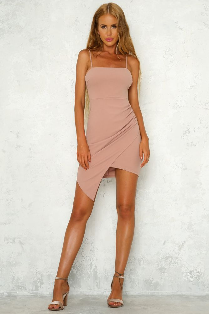 Born For This Dress Blush