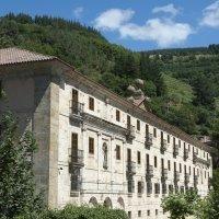 #Hotel: PARADOR MONASTERIO DE CORIAS, Oviedo, Spain. For exciting #last #minute #deals, checkout #TBeds. Visit www.TBeds.com now.