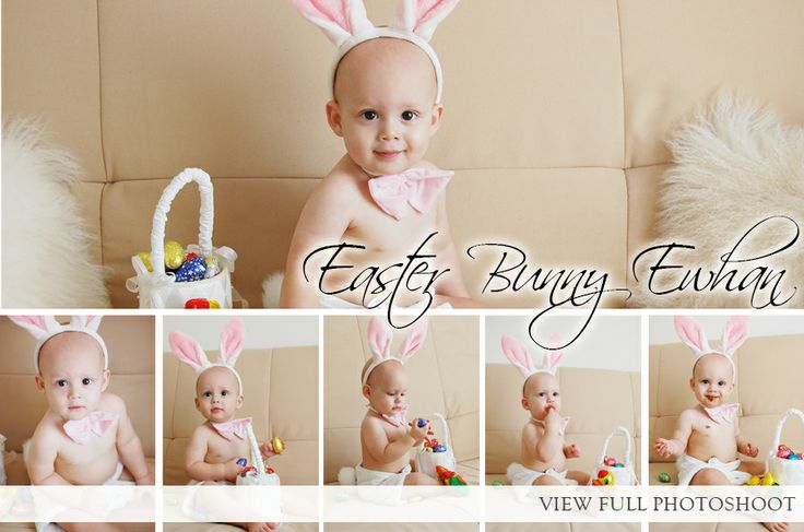 Photographer: Adele van Zyl  - This is my (Adele van Zyl) son Ewhan, he is currently 10 months old and it was his first Easter, also his first taste to chocolate. So get use to this cute little face, you might see him a lot