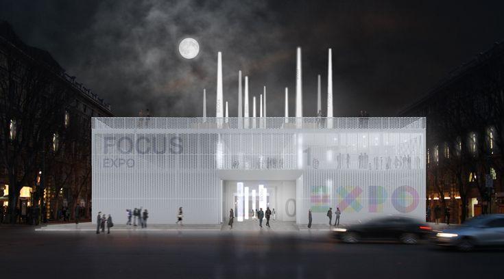 FocusExpo. Info Point Expo 2015. Milan