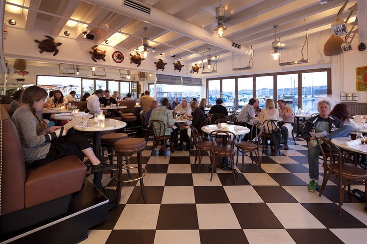 Incredible views from inside too!  Salito's Crab House & Prime Rib  1200 Bridgeway, Sausalito, CA  415.331.3226