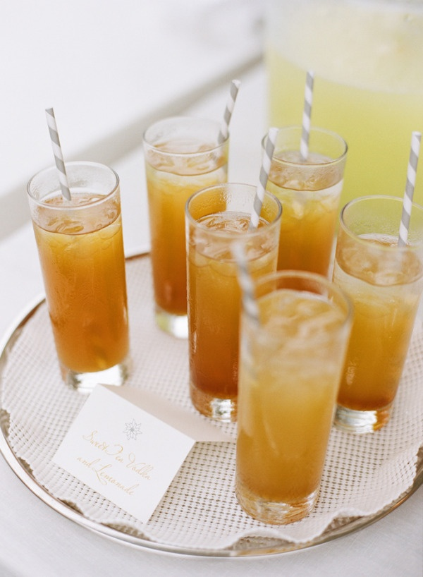 sweet tea vodka and lemonade = signature cocktail goes perfectly with ...