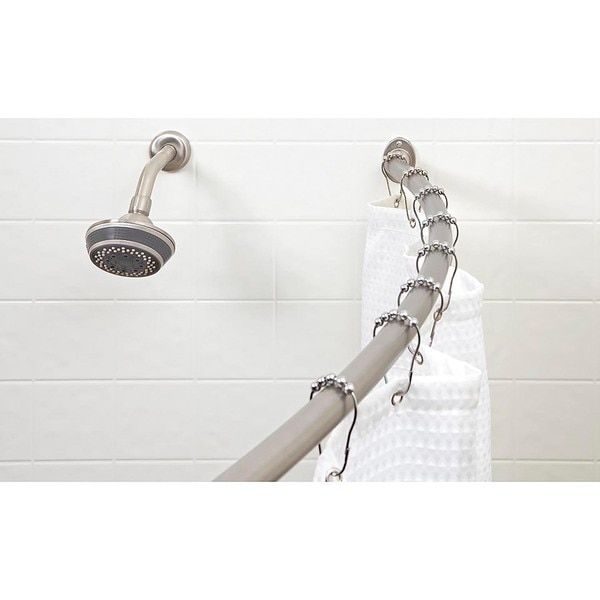 Curtains Ideas 80 inch shower curtain rod : 80 Inch Shower Curtain Rod - Rooms