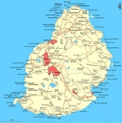 Mauritius Island is situated in the Indian Ocean. It is like a tiny dot on the world map. Many tourists come here, from around the world, on vacations....