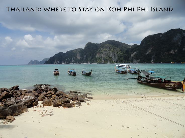 Going to Thailand? Check out one of the best hotels on Koh Phi Phi Island