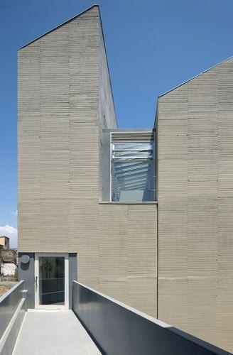 Pesquera Ulargui Arquitectos — Rehabilitación de la Casa del Obispo