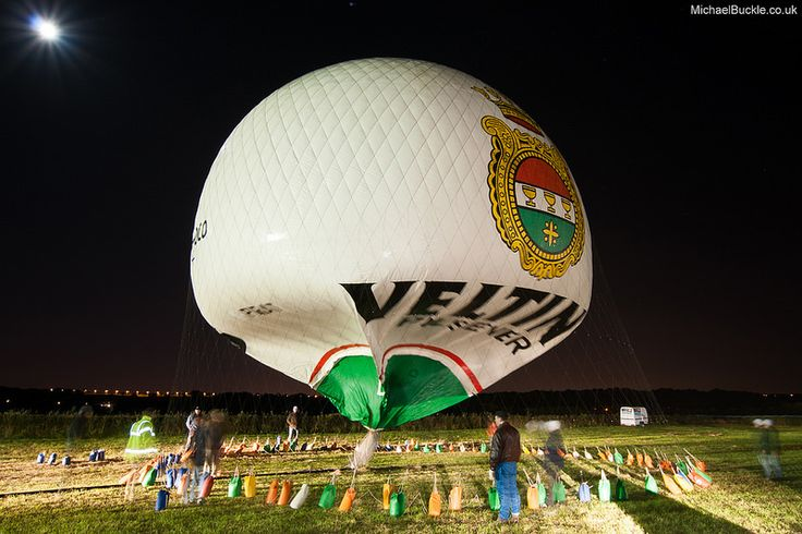 Gas Balloon Inflation
