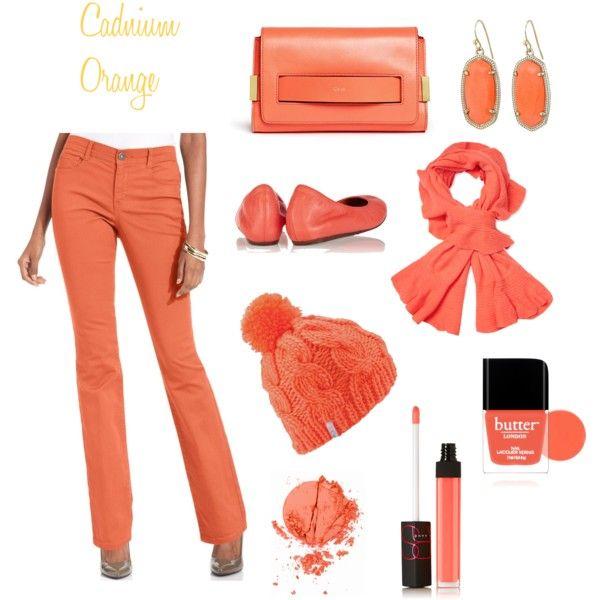 Cadnium Orange