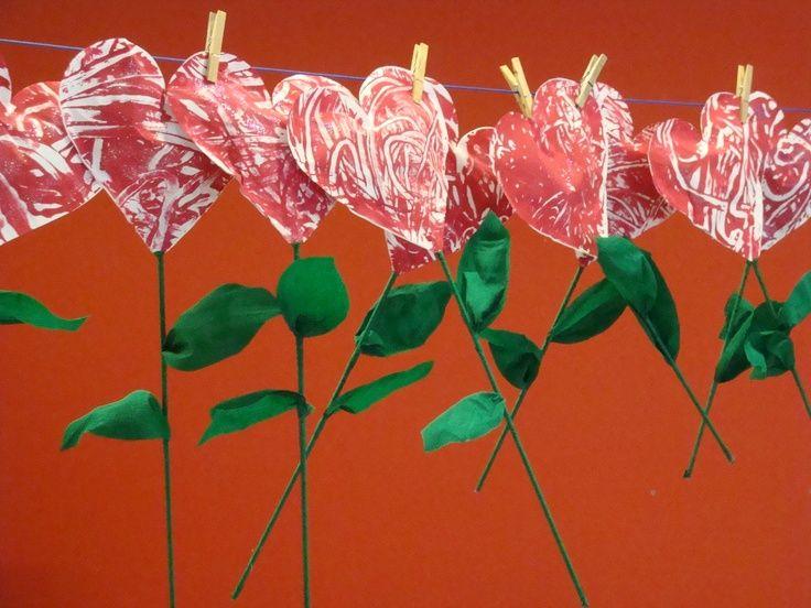 hartjesbloemen