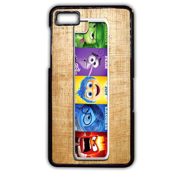 Inside Out Blackberry Phonecase For Blackberry Q10 Blackberry Z10