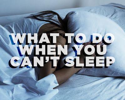 inspireme123: How to easily sleep. Sleeping Hacks...