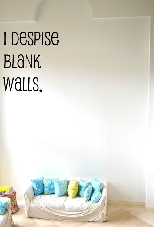 Paint Chip Wall-DIY