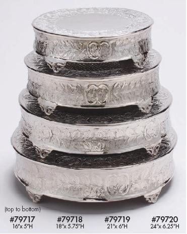 Opulent Treasures Cake Stand Wholesale