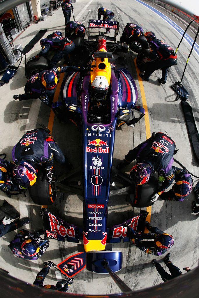 Sebastian Vettel Photo - F1 Grand Prix of Bahrain