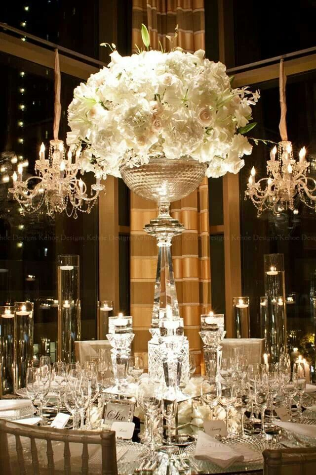 art deco wedding decorations 25 best ideas about deco centerpiece on 1365