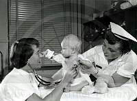 Pediatric care at Strong Memorial Hospital, Rochester, N.Y.