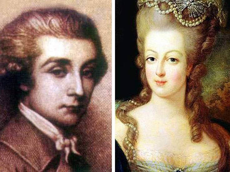 'I love you madly': Secret letters from France's last queen Marie-Antoinette reveal her affair with Swedish count | National Post