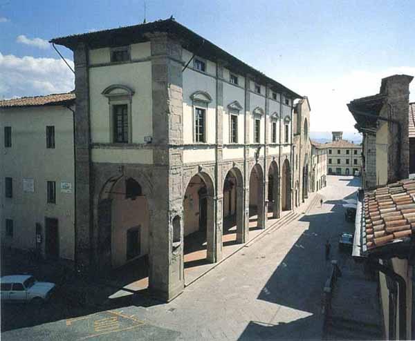 Sansepolcro (AR) Italy
