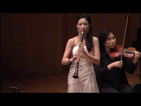 ▶ J. Stamitz: Clarinet Concerto in B flat Major (Jaehee Choi/ Won K. Chae/ NFA Orchestra