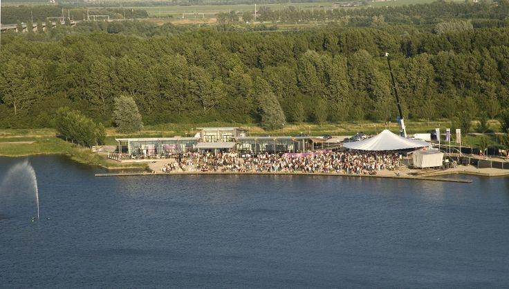 Villa Westend - luchtfoto