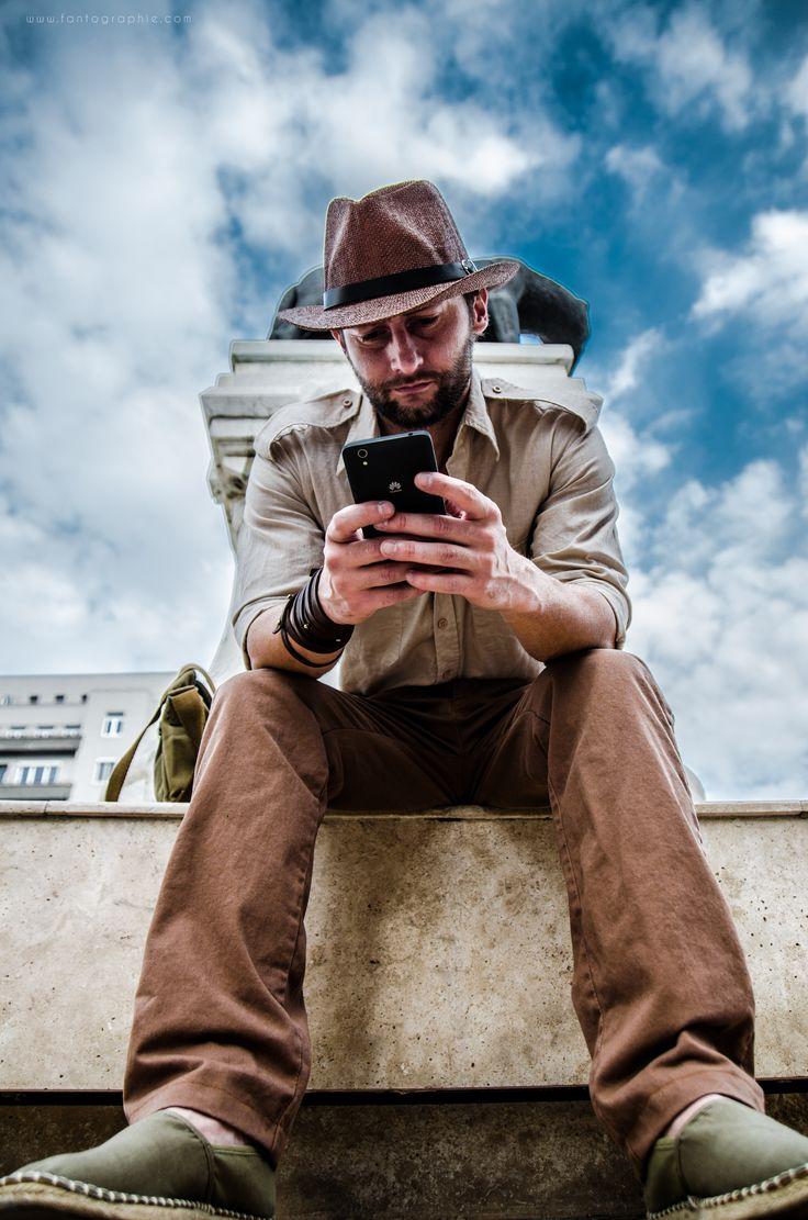 Indiana Jones, big city life