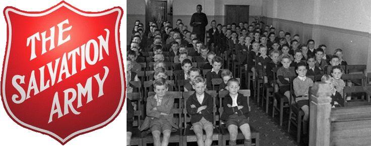 Australia: pedofilia nell'Esercito della Salvezza La pedofilia esiste anche in ambito Evangelico, e non solo in quello Cattolico Romano. Questa orribile notizia dall'Australia, che concerne l'Eserc…