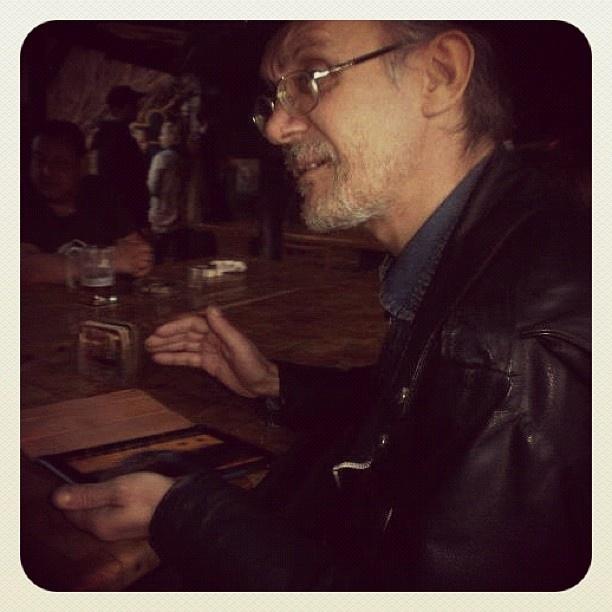 U Buddyho - muzikantské blbnutí - #iPad  #GarageBand od #apple - @shaana_cz- #webstagramIpad Garageband, Garageband Od