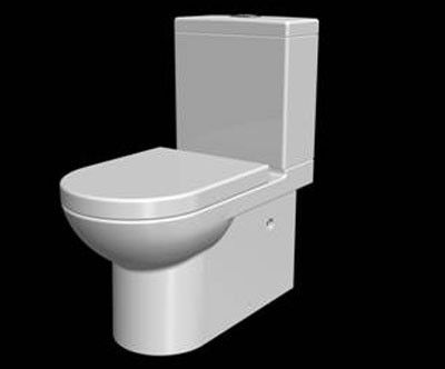 Zeovala Tessa W/F Toilet Suite