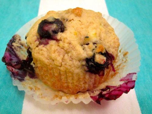 Blueberry Lemon Cream Cheese Muffins | Cream cheese | Pinterest