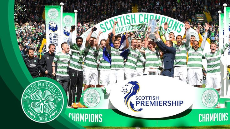 Celtic FC - Five-star Champions sign off in style