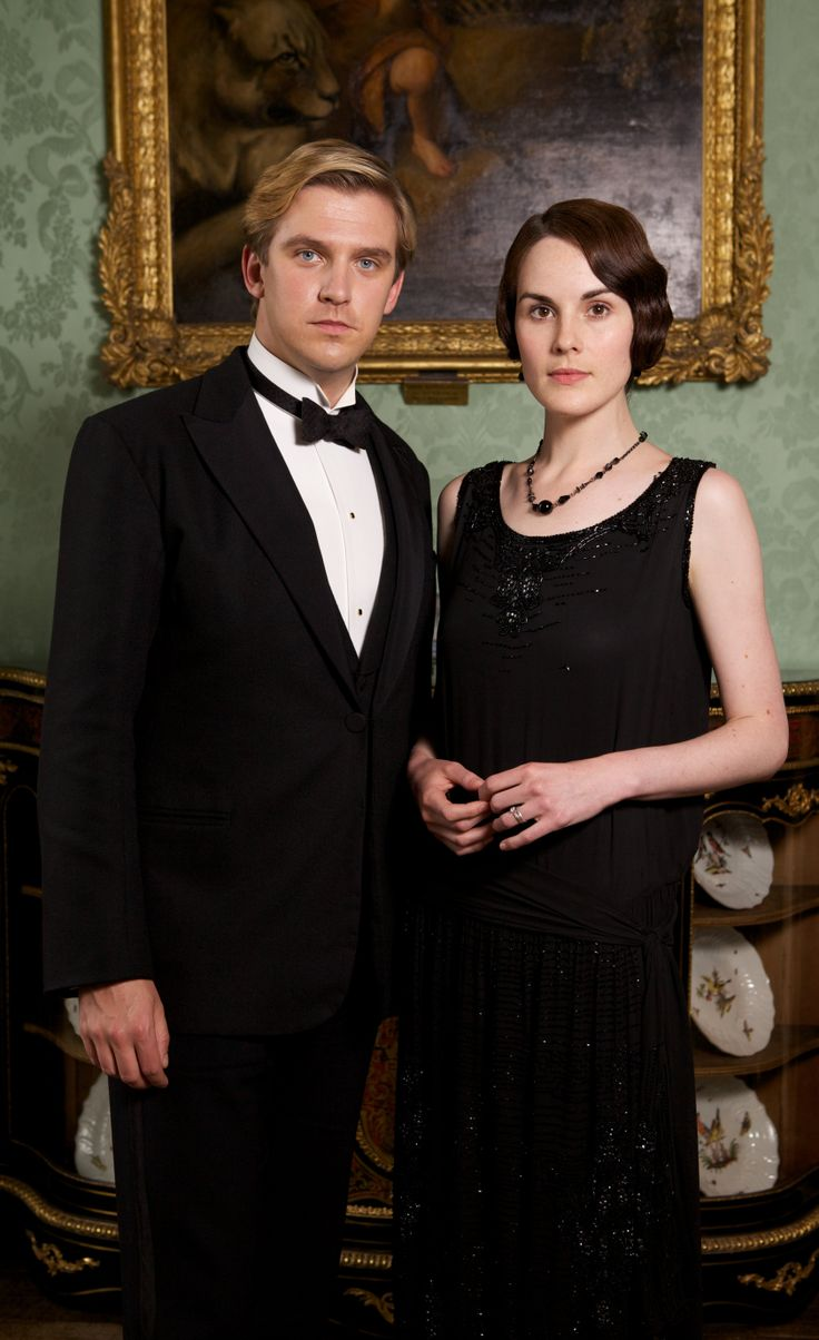 Matthew and Mary | Downton Abbey