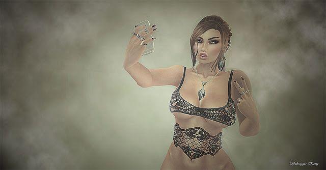Style and Fashion S.K:  .:Pulse:. Vanity Bra - Maitreya Lara / Black.:Pu...