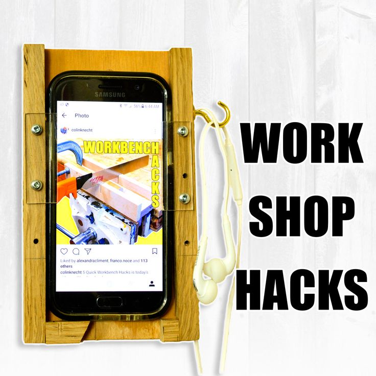 5 quick workshop hacks. #workshop
