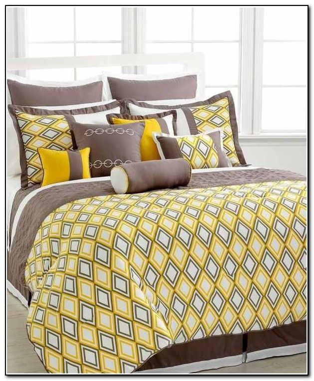 Best 25+ Yellow Bedding Sets Ideas On Pinterest