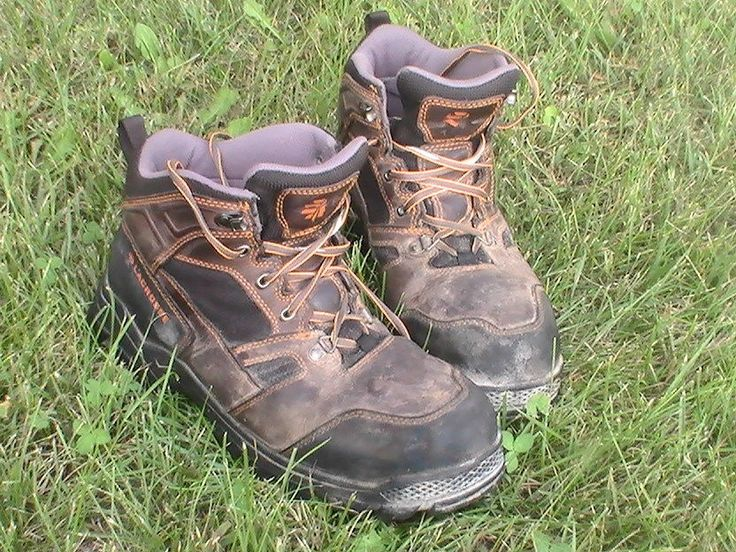 """Lacrosse Mens Alterra 5"""" Safety / Work Boot 455042 Size 9.5 Non-Metallic Toe #lacrosse #WorkSafety"""